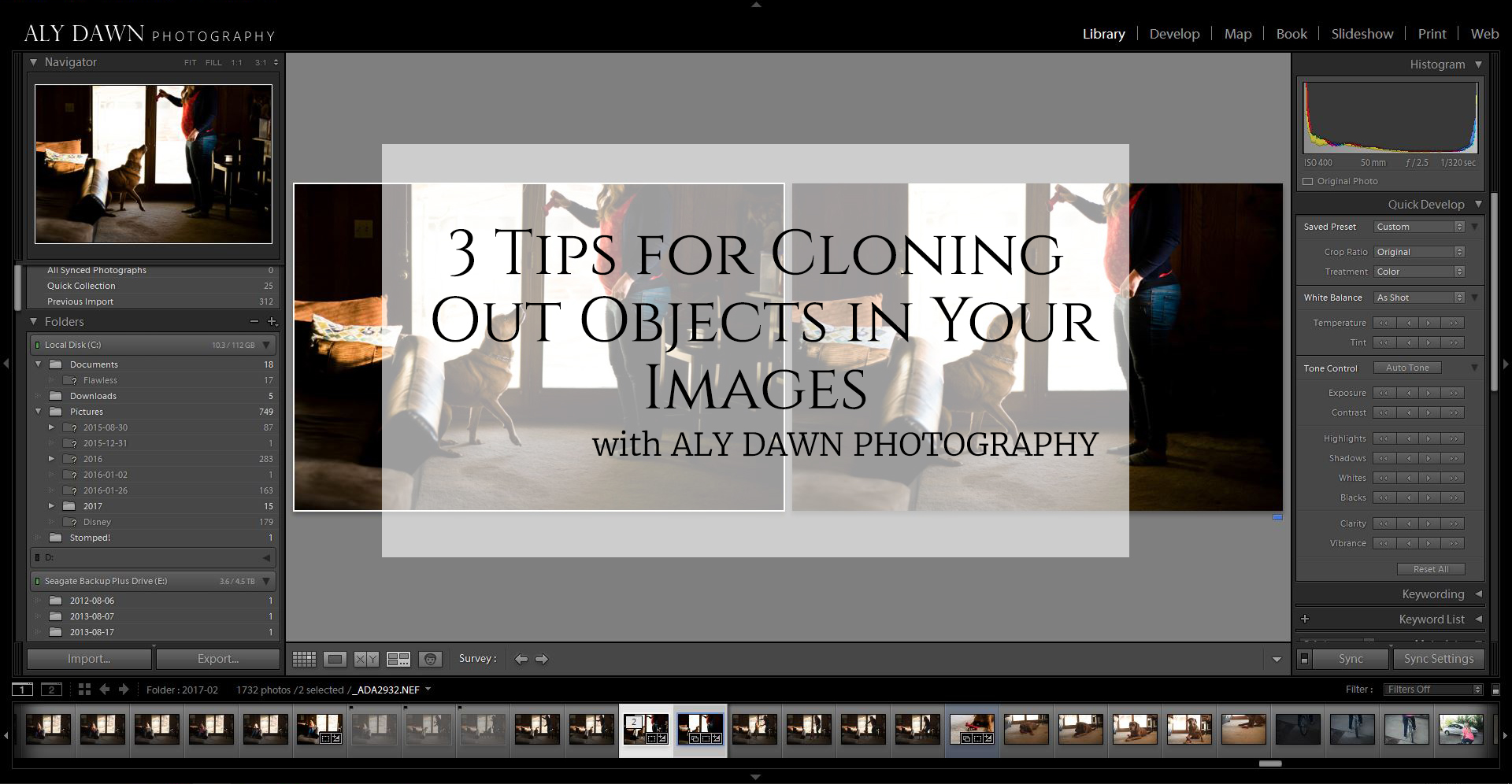 3 Tips for Cloning Out Objects in Your Images