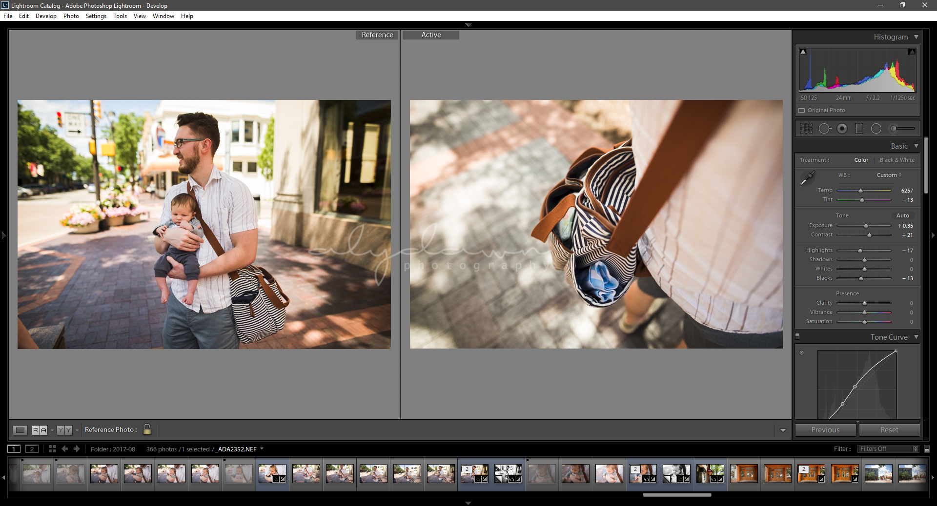 Why You Should Be Comparing Your Photos in Lightroom