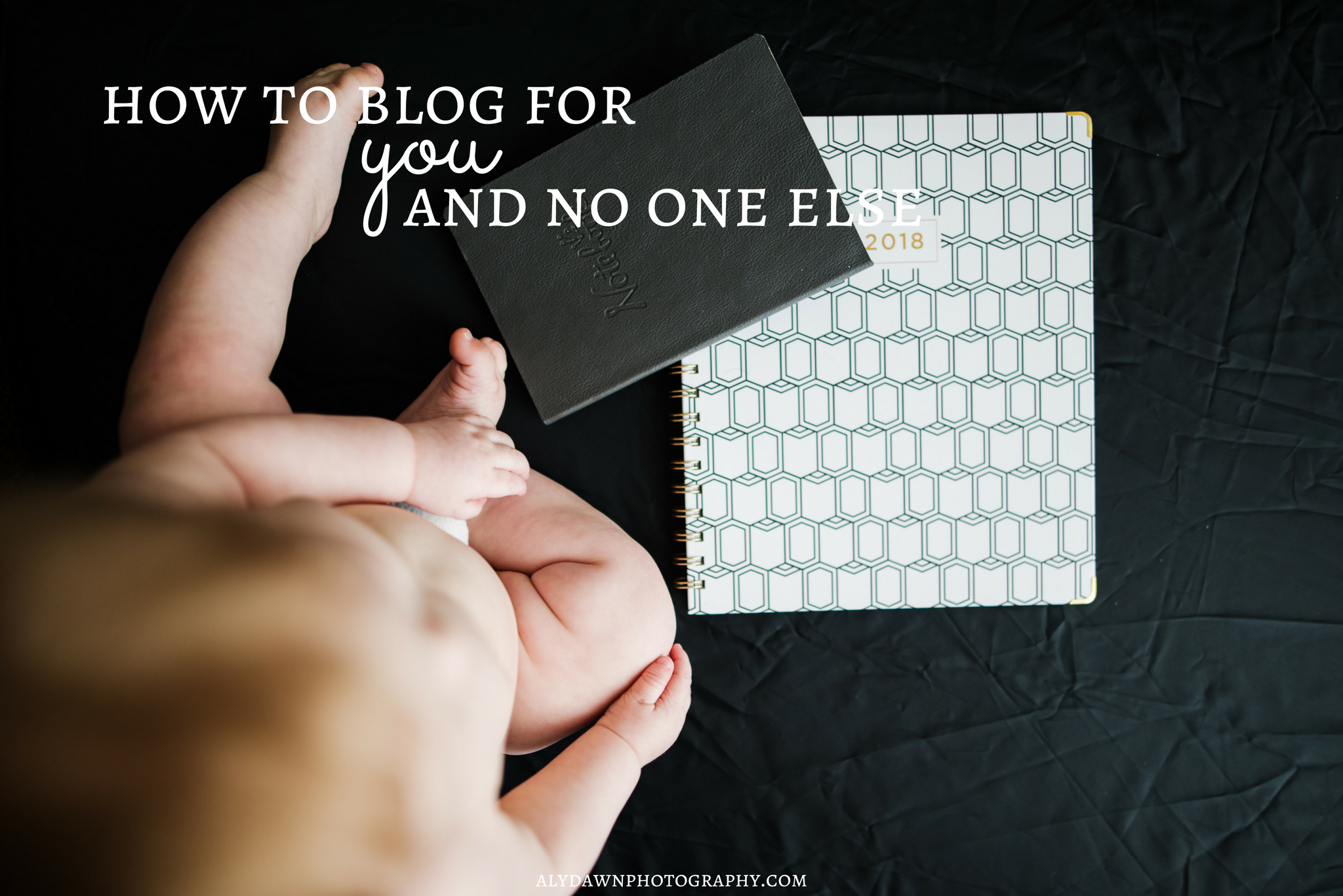 How to Blog for You and No One Else