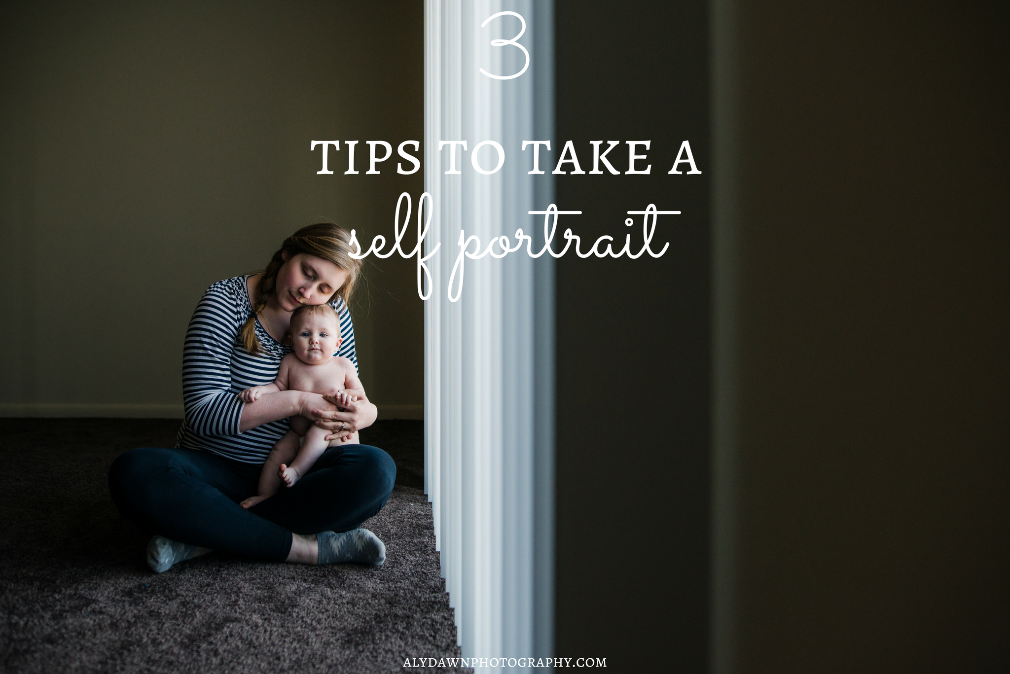 3 Easy Tips To Take A Self Portrait
