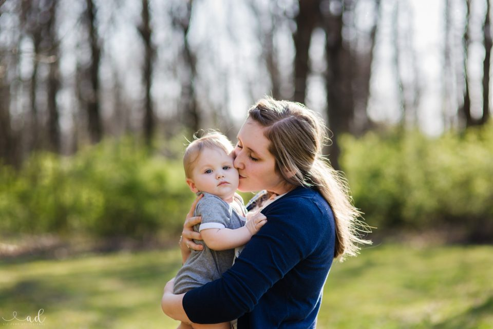 Letters to My Little One | 9 Month Old