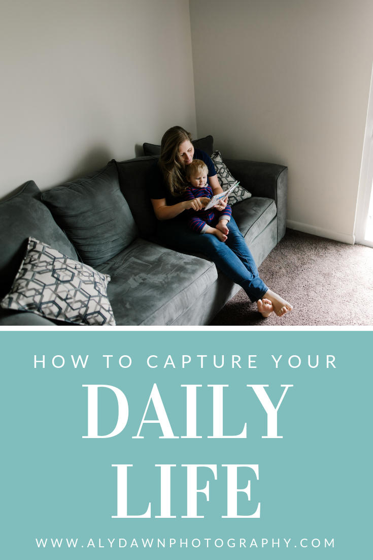 How to capture your daily life