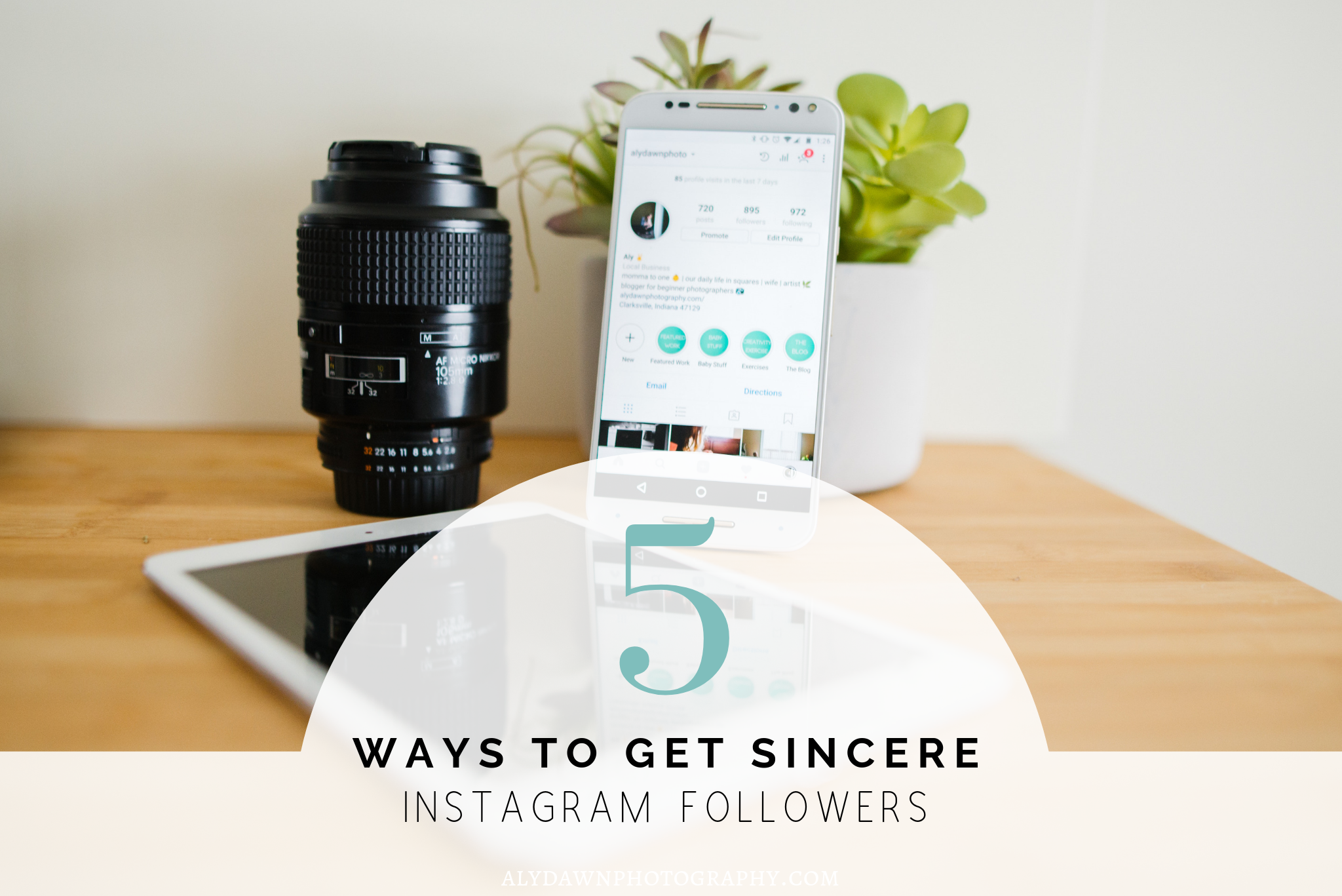 5 Ways to Get Sincere Followers on Instagram